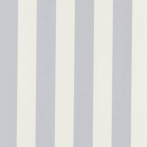 Casadeco Baltic Wallpapers Rayure Wallpaper - Blue/White - 29256103