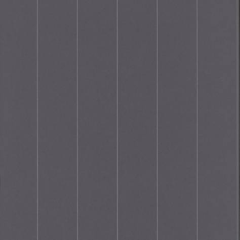 Casadeco Rendez-Vous Fabrics & Wallpapers Rayure Wallpaper - Black/Taupe - 29021425