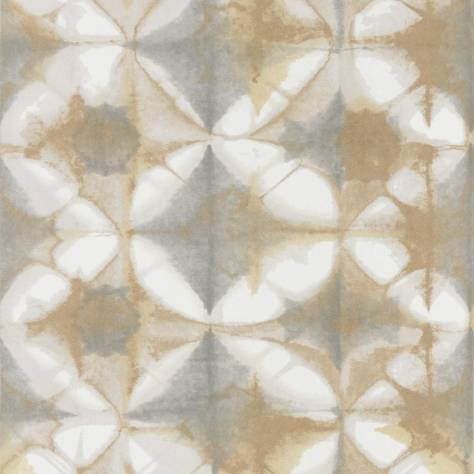 Casadeco Intuition Wallpapers Shibori Wallpaper - Copper - 80363117