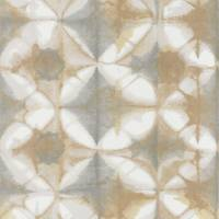Shibori Wallpaper - Copper
