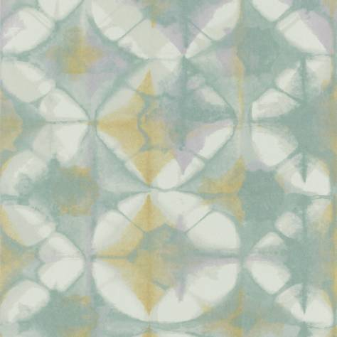 Casadeco Intuition Wallpapers Shibori Wallpaper - Green - 80366238