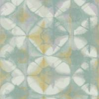 Shibori Wallpaper - Green