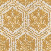 Ornement Wallpaper - Beige/Jaune