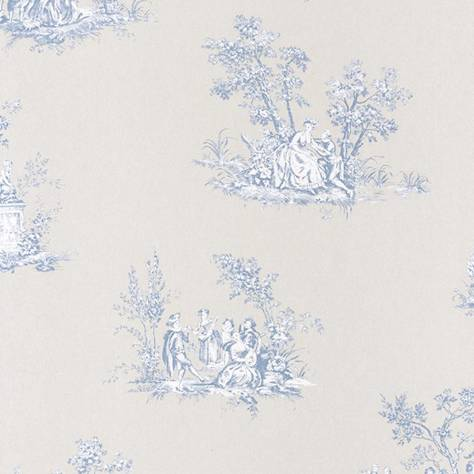 Casadeco Fontainebleau Wallpaper Fontainebleau Scene Bucolique Wallpaper - 81516206