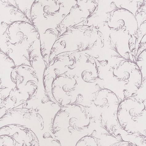 Casadeco Fontainebleau Wallpaper Fontainebleau Arabesque Wallpaper - 81535102