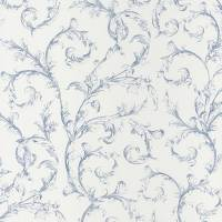 Fontainebleau Arabesque Wallpaper