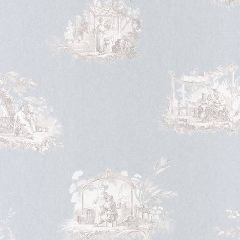 Casadeco Fontainebleau Wallpaper Fontainebleau Chinoiserie Wallpaper - 81546102