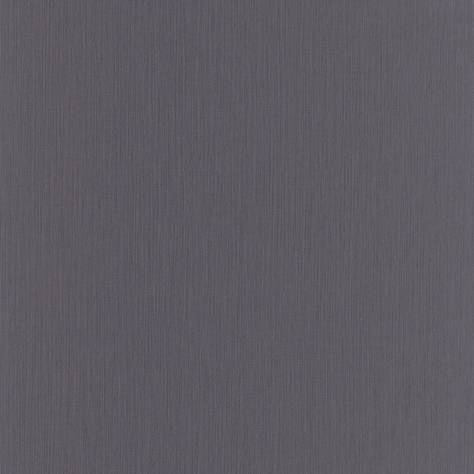Casadeco Haussmann Wallpapers Haussmann Uni Montaigne Wallpaper - Gris - 82089456