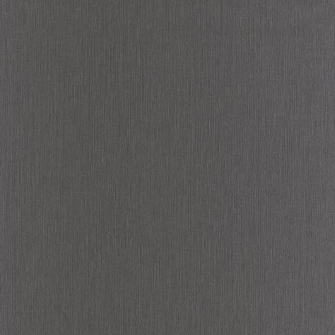 Casadeco Haussmann Wallpapers Haussmann Uni Montaigne Wallpaper - Gris - 82089591