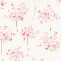 Boboli Wallpaper - Rose