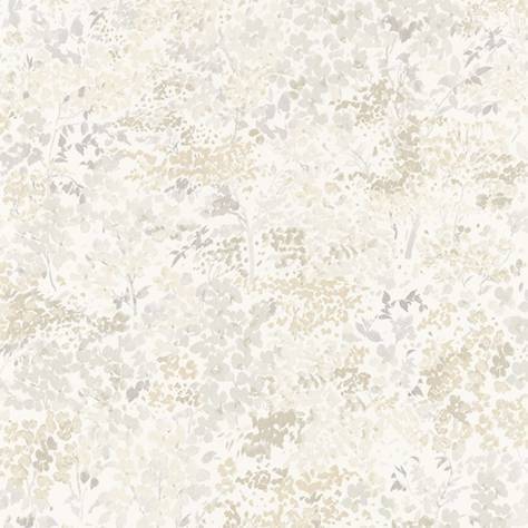 Casadeco Florescence Fabrics and Wallpapers Huntington Wallpaper - Beige - 82371219