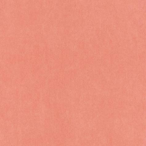 Casadeco Florescence Fabrics and Wallpapers Kiosque Wallpaper - Corail - 82384340