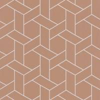 Focale Wallpaper - Terracotta
