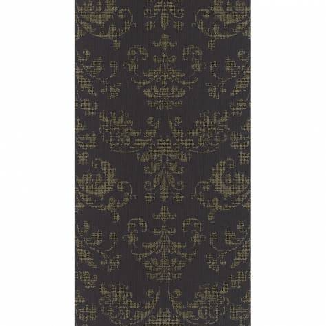 Casadeco Signature Wallpapers Palace Wallpaper - Noir - 81999504