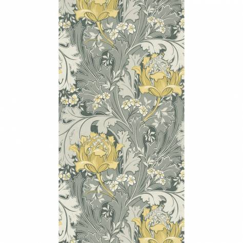 Casadeco Oxford Fabrics and Wallpapers Jane Wallpaper - Amande - OXFD84067207