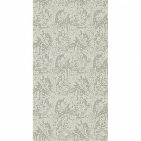 Casadeco Oxford Fabrics and Wallpapers Elisabeth Wallpaper - Amande - OXFD84117228
