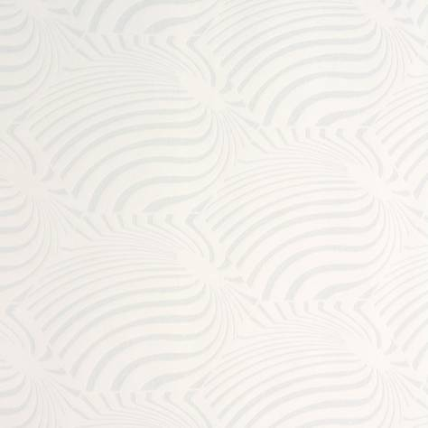 Casadeco Lisbonne Fabrics & Wallpapers Shell Wallpaper - 23110109