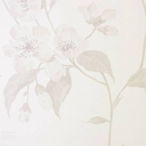 Casadeco Infinity Wallpaper & Fabrics Fleurs Wallpaper - 24839122