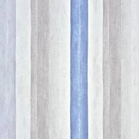 Rayure Aquarelle Wallpaper - Blue/Grey