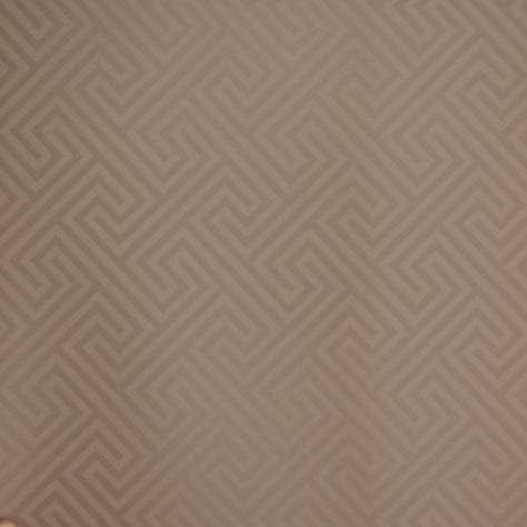 Piazza wallpaper mocha w0013 04 clarke clarke viva for Wallpaper viva home