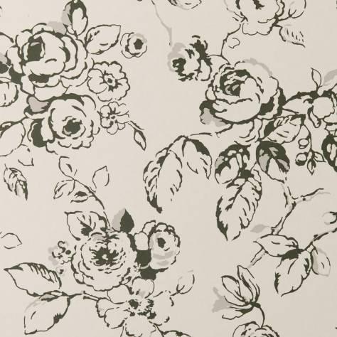 delphine wallpaper charcoal w0027 01 clarke clarke clarisse wallpapers collection. Black Bedroom Furniture Sets. Home Design Ideas