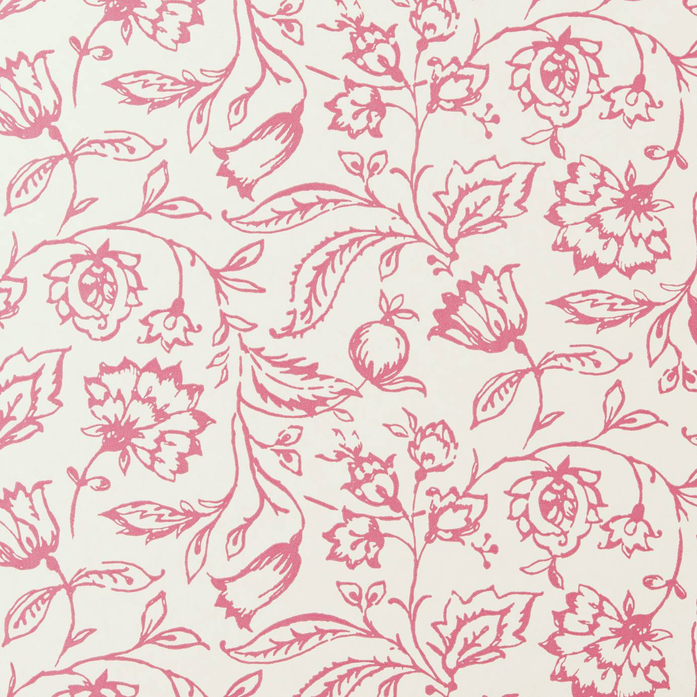 marie wallpaper raspberry cream w0031 07 clarke