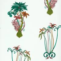 Emma J Shipley Jungle Palms Wallpaper - Jungle