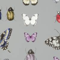 Papilio Wallpaper - Heather / Gilver