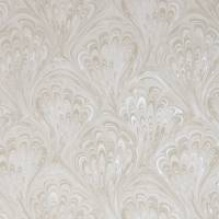 Pavone Wallpaper - Ivory / Pearl