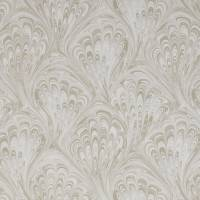 Pavone Wallpaper - Taupe / Gilver