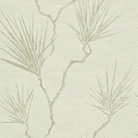 Anthology Anthology 01 Wallpaper Peninsula Palm Wallpaper - Parchment - 110821