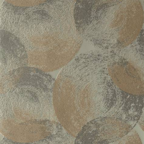 Anthology Anthology 03 Wallpaper Ellipse Wallpaper - Copper/Granite - 111129