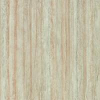 Plica Wallpaper - Copper/Blush