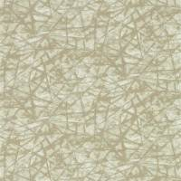 Shatter Wallpaper - Ochre/Cream