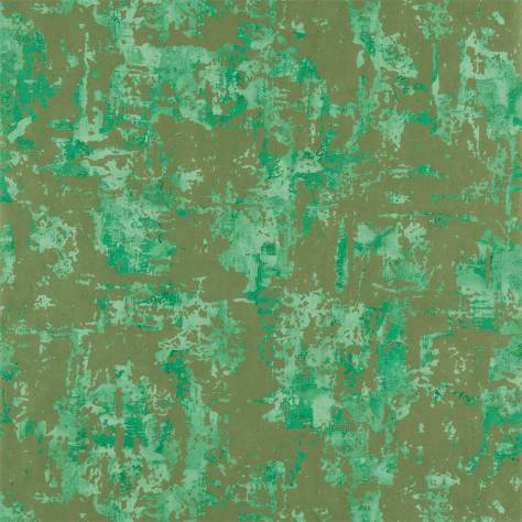 Anthology Anthology 06 Wallpaper Anthropic Wallpaper - Aventurine / Brass - 112043