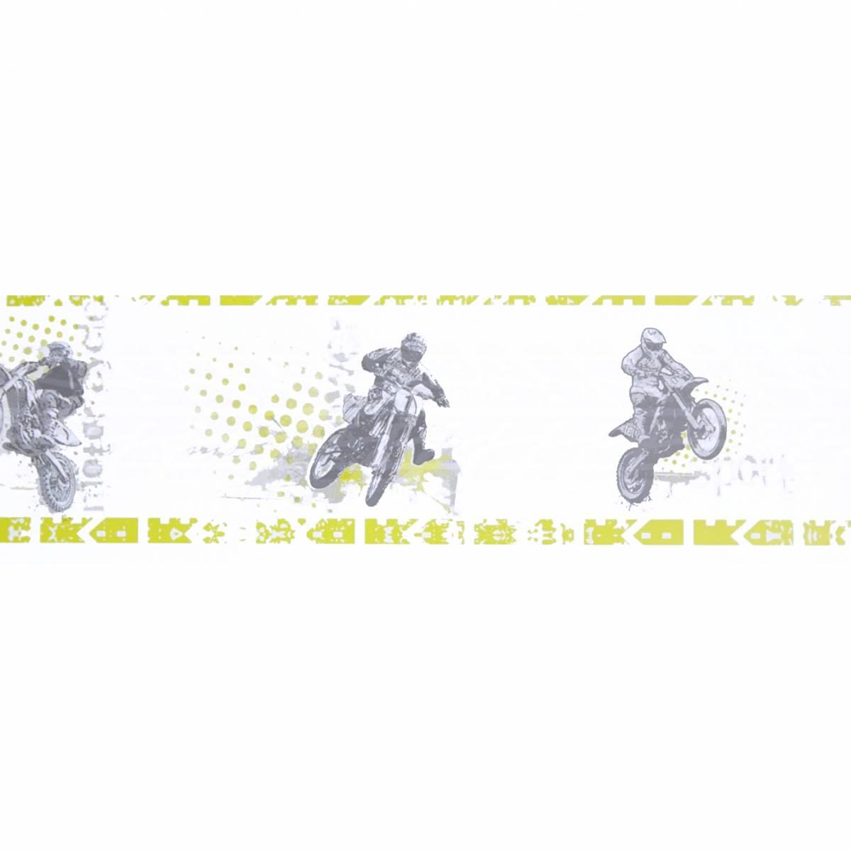 motocross wallpaper border green 64827070 caselio