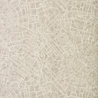 Street Map Wallpaper - Neutral