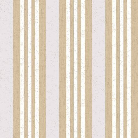 Caselio  Life Wallpapers  Rayure Manhattan Wallpaper - Neutral - 64431015