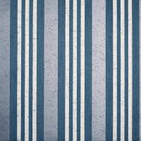 Rayure Manhattan Wallpaper - Blue