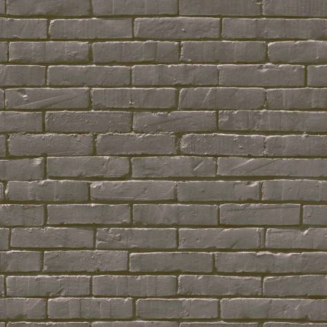 Caselio  Life Wallpapers  Brick Wall Wallpaper - Grey - 64459070