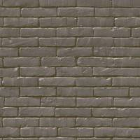 Brick Wall Wallpaper - Grey