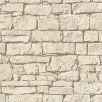 Mur Brique Wallpaper - Sand