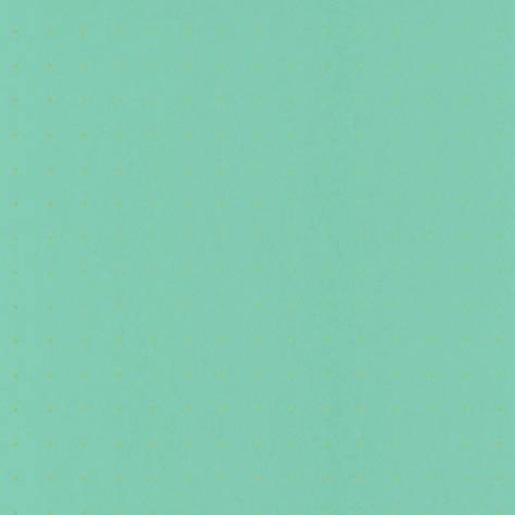 Caselio  Shine Wallpapers Mini Carres Wallpaper - Turquoise - 68556022