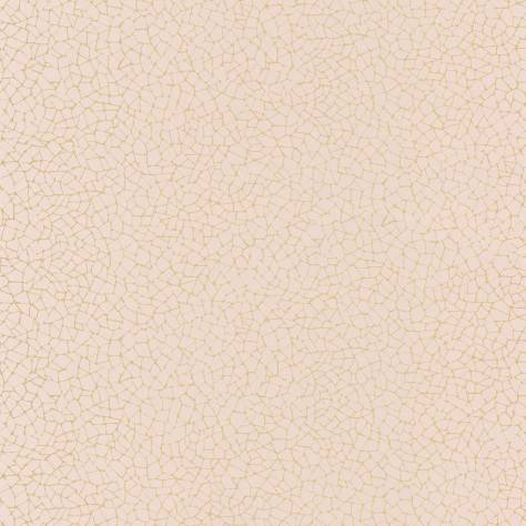 Caselio  Shine Wallpapers Craquele Wallpaper - Rose Gold - 68594026