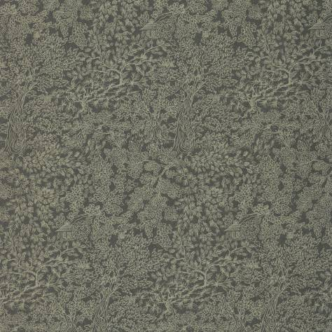 Caselio  Shine Wallpapers Toile Chinoise Wallpaper - Black - 68629126