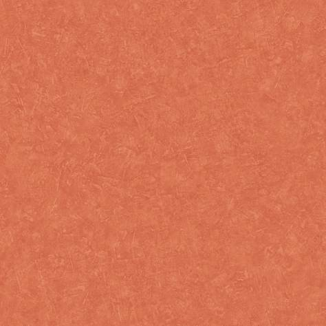 Caselio  Street Art Fabric & Wallpapers Textured Plain Wallpaper - Orange - 68263030