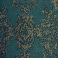 Monsigny Wallpaper - Canard Blue