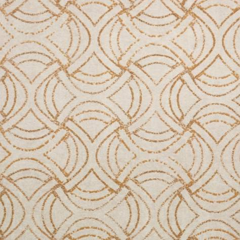 Casamance  Loggia Wallpapers Cilea Wallpaper - Gold - 73270243