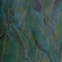Limba Wallpaper - Emerald