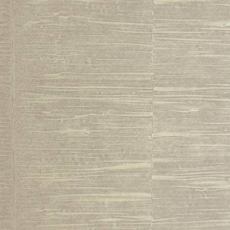 Casamance  Copper Wallpapers Steel Wallpaper - Pearl Grey - 73450243